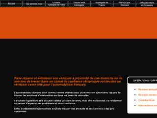 Détails : Entretien auto et contrôle technique en France