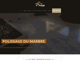 Cap Ponçage, l'entreprise de traitement et de rénovation de sols