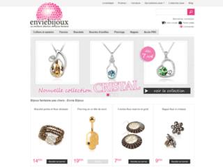 Détails : Envie Bijoux, boutique du bijou fantaisie