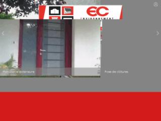 Détails : Environnement Center : Menuiserie alu et PVC
