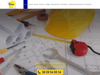 Détails : Travaux de gros œuvre en bâtiment, Groupe EPB