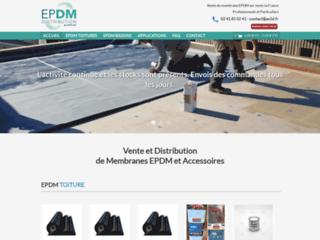 Vente et Distribution de Membranes EPDM et Accessoires