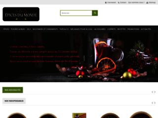Société de vente des épices du monde entier