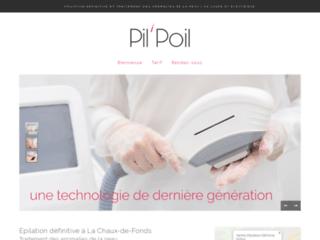 Pil'Poil, épilation définitive en Suisse