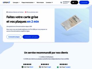 Détails : Faire une demande de carte grise en ligne