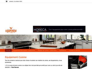 Equipement Cuisine : conseils et infos pratiques