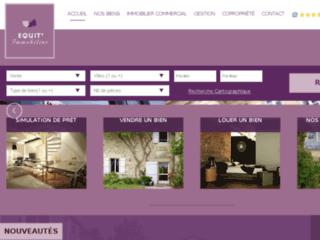 Détails : Agence immobiliere à Arras et La Bassée, Equit'Immobilier