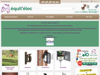 Détails : Cloture electrique