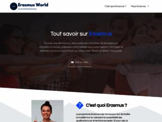 Détails : Erasmus World
