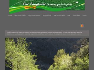 Moniteur guide de pêche Cévennes et Ardèche