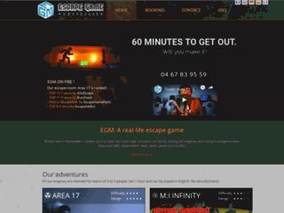 Détails : Escape Game Montpellier [EGM] - 60 minutes pour sortir
