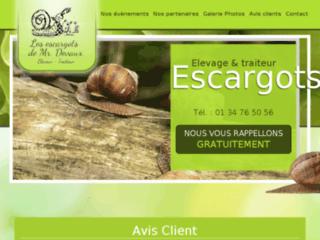 Les escargots de M.Devaux, traiteur spécialiste