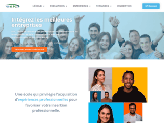 Détails : École Bts NRC à Paris