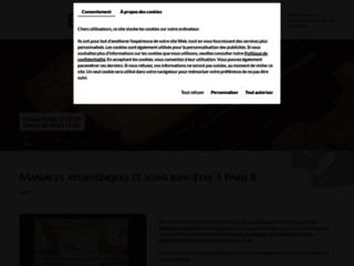 Détails : Soins et massages Ayurvéda à Paris 14e, à l'Espace Ayurvédique
