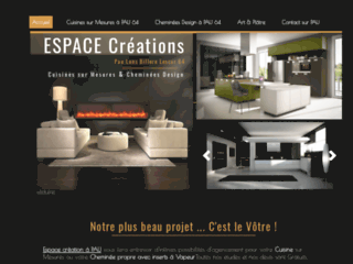 Espace Créations Cuisines à PAU 64/ Des Cuisines & des Idées !