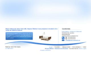 Détails : Service d'ambulance dans l'Oise - www.espace-medical-60.com