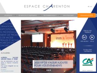 Détails : Espace Charenton, location de salle à Paris