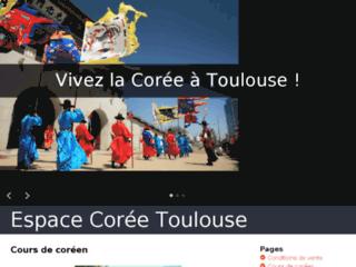 Détails : Espace Corée Toulouse : cours de coréen, initiations aux arts et aide à la préparation de voyage