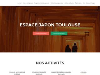Détails : Espace Japon Toulouse : cours de japonais, initiations aux arts japonais et aide à la préparation de voyage.