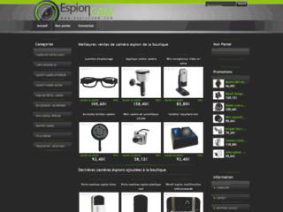 Détails : espion camera