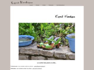 Détails : Esprit Nordique grossiste chaussures et accessoires de mode