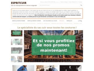 Sacs en cuir par EspritCuir.com