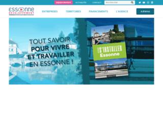 Votre site d'informations sur Essonne Développement