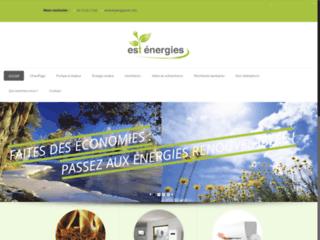 Détails : Est énergies: entreprise spécialisée dans les énergies renouvelables dans le 54