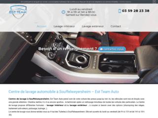 Votre lavage auto intérieur et extérieur à Souffelweyersheim