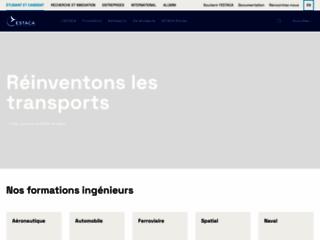 Détails : Estaca - école d'ingénieurs post-bac