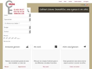 Détails : Agence immobilière Esteves Immobilier sur Arès