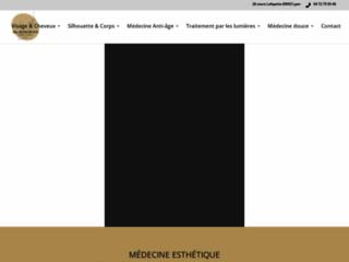 Détails : Cabinet Médecine Douce Esthétique Médicale Lyon