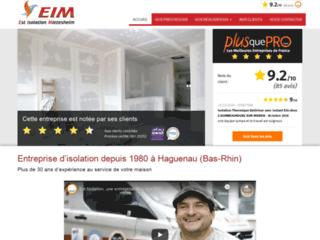 Est Isolation : travaux d'isolation à Haguenau