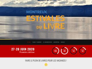 Estivales du Livre à Montreux: un festival pour les passionnés de lecture