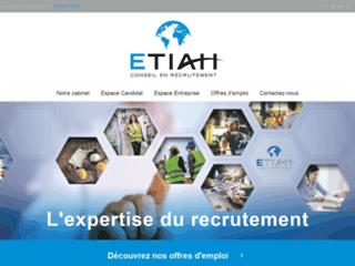 Détails : Cabinet de recrutement cadre