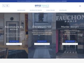 Etnafrance  – monte escalier confortable, sûre et simple d'utilisation