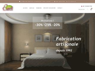Oreillers bio en latex 100% naturel Escot. - Oreillers Bio Escot