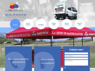 Détails : Livreur de boissons en gros en Charente-Maritime