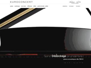 Détails : Piano numérique Yamaha en ligne | Euroconcert