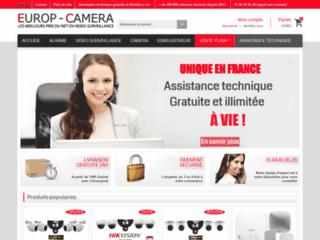 Détails : Pack vidéo surveillance
