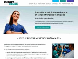 Etudes médicales sans concours PACES