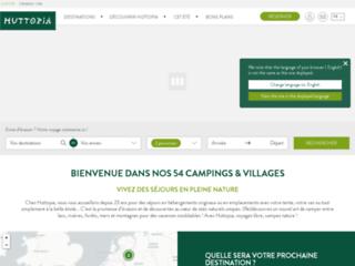 Camping Huttopia Le Moulin ***