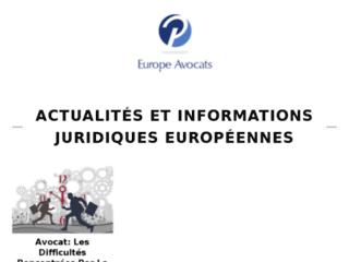 Actualités et informations juridiques