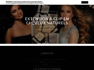 Eva Extensions la meilleure marque d'extensions de cheveux
