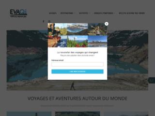 Evaqi, blog voyage