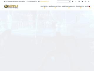 Détails : Eklabul Evénement - Agence artistique Nice, Cannes, Monaco