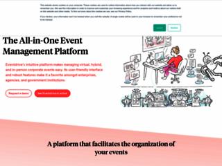 Détails : Eventdrive, logiciel de gestion d'événement