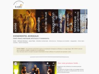Détails : Eventi France : séminaire bordeaux