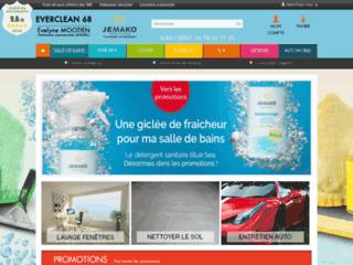 Détails : Produit nettoyage et cosmétique EverClean68
