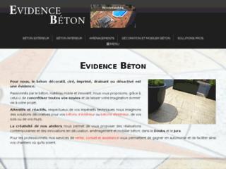 Détails : Béton imprimé, ciré ou désactivé Jura Doubs